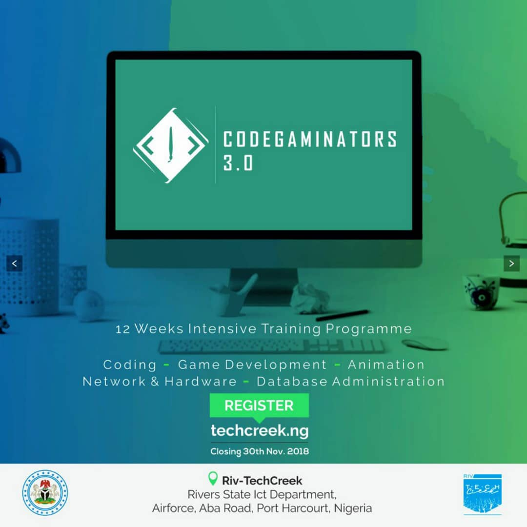 Learn coding, Animation, Networking/Hacking And Lots More