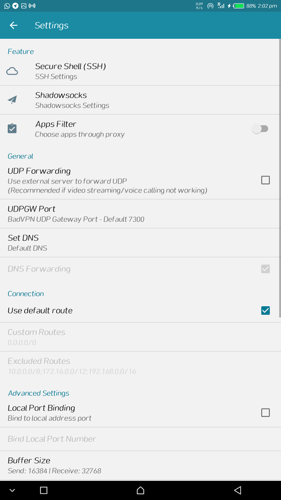 LDPH Mpulse and 0.0kb unlocked SSH Account For HTTP Injector and how to create SSH account