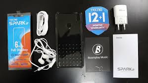 TECNO SPARK 2 PLUS SPECIFICATIONS AND REVIEWS