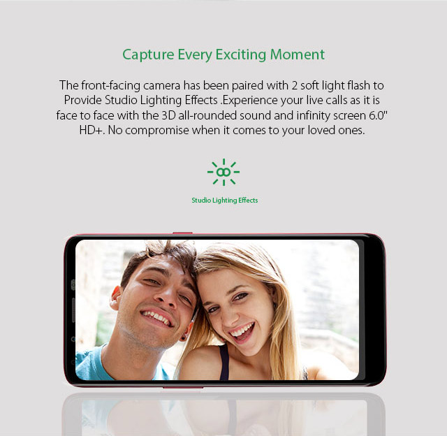 INFINIX HOT6 QUICK REVIEW AND SPECIFICATIONS