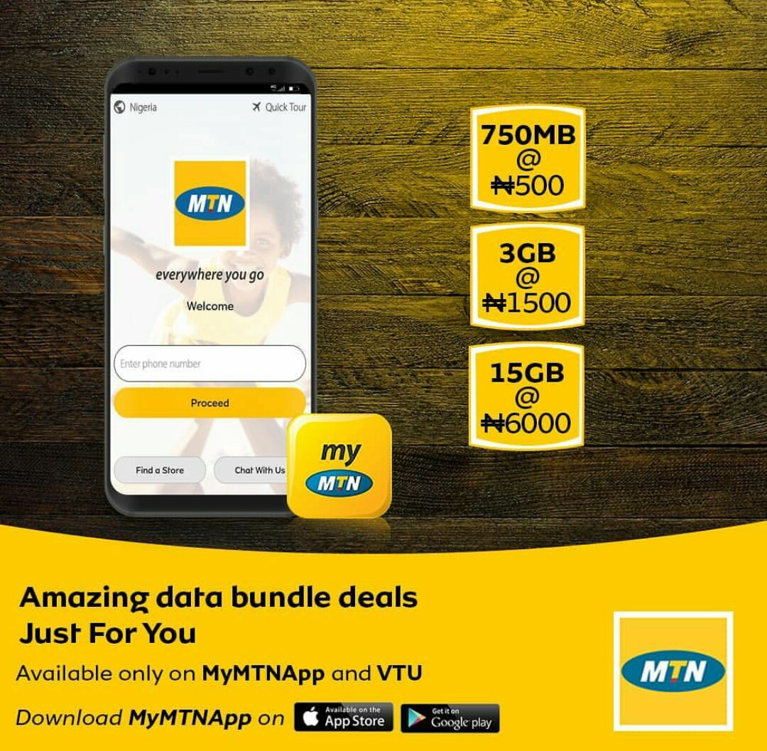 🔥 Hot New MTN cheapest and biggest data offer
