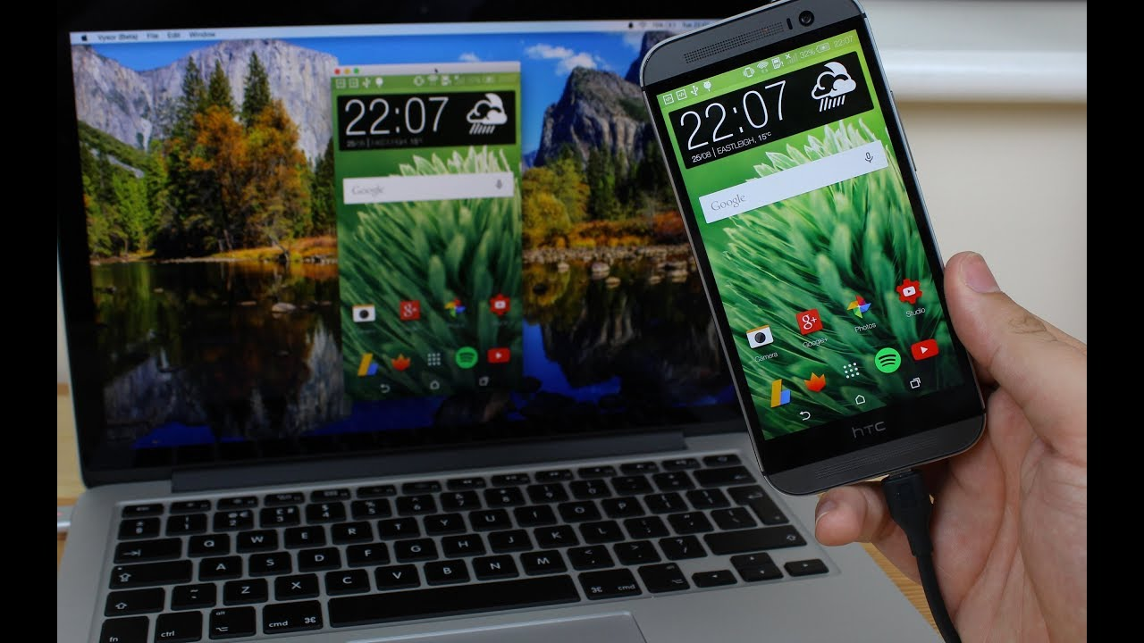 How to activate Android Cast Screen to system
