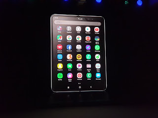 Samsung Galaxy Fold unveiled: See now