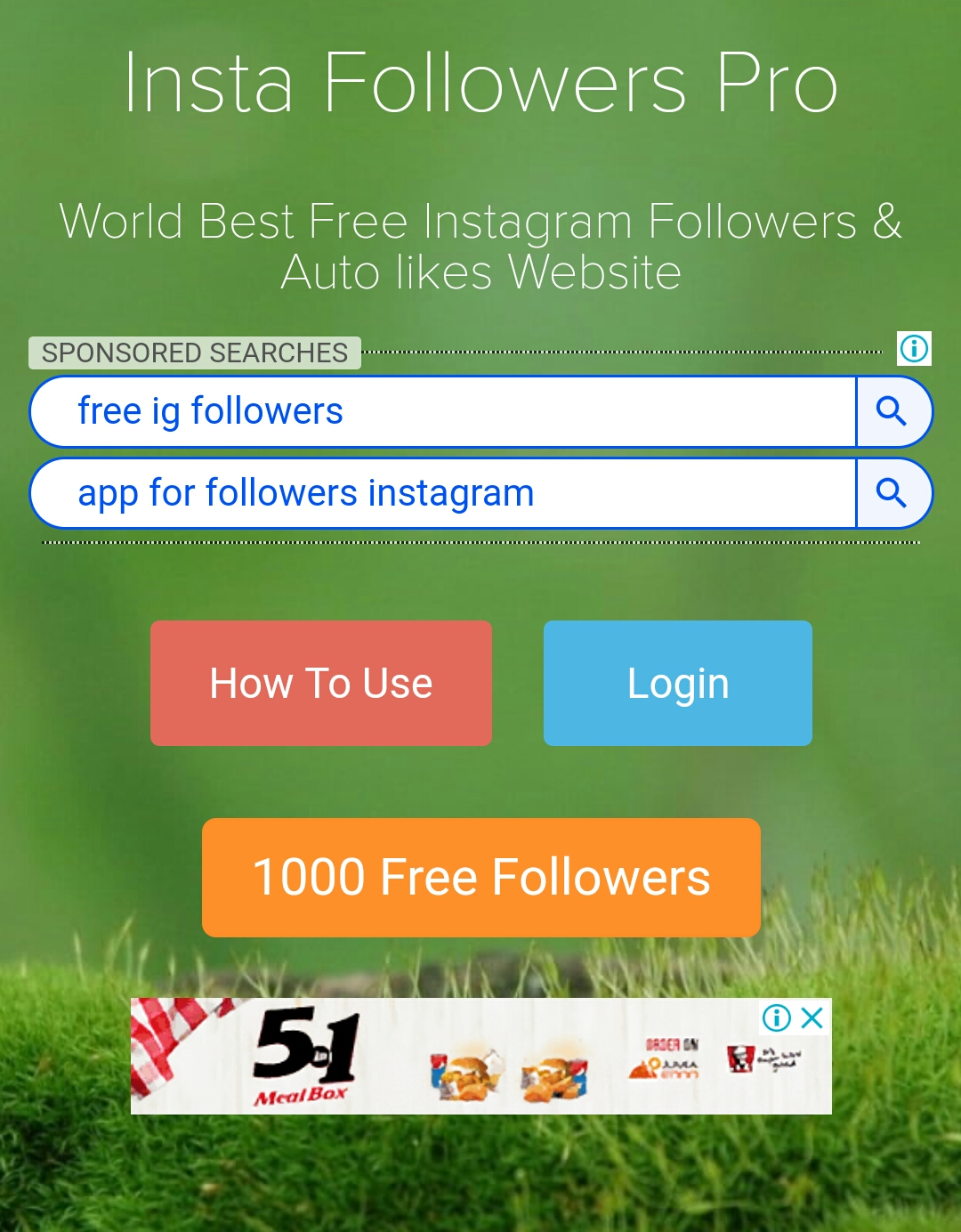 How to get free insta followers, likes and comments