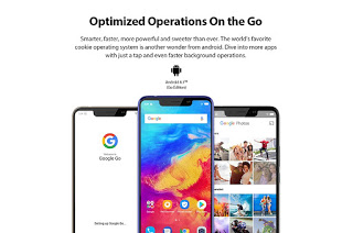 Infinix Hot 7 mind blowing specs: See now