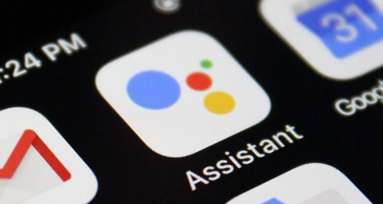 How to change google assistant voice from default