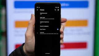 Android dark mode: New update for AndroidQ