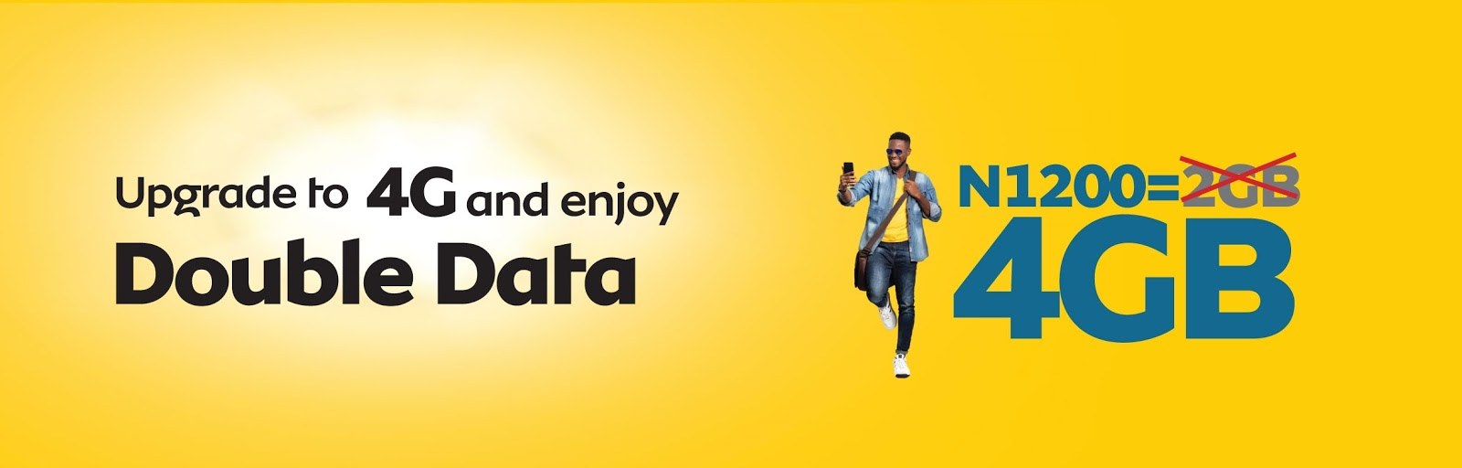MTN LTE N1200 for 4gb: See how