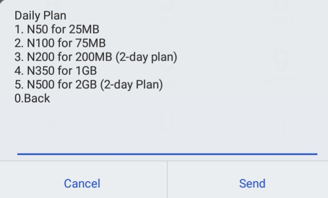 How to activate mtn N500 for 4gig