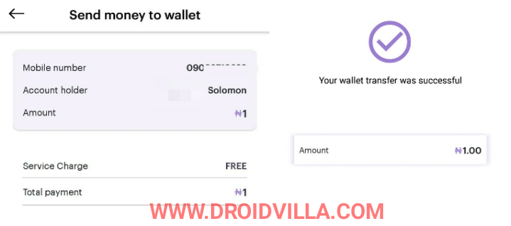 Earn real cash with droidvilla today! NEW