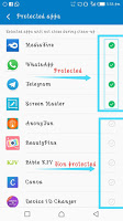Prevent active apps from closing when screen off xmanager