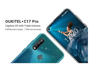 Oukitel C17 Pro Review and specs amazing for it's price