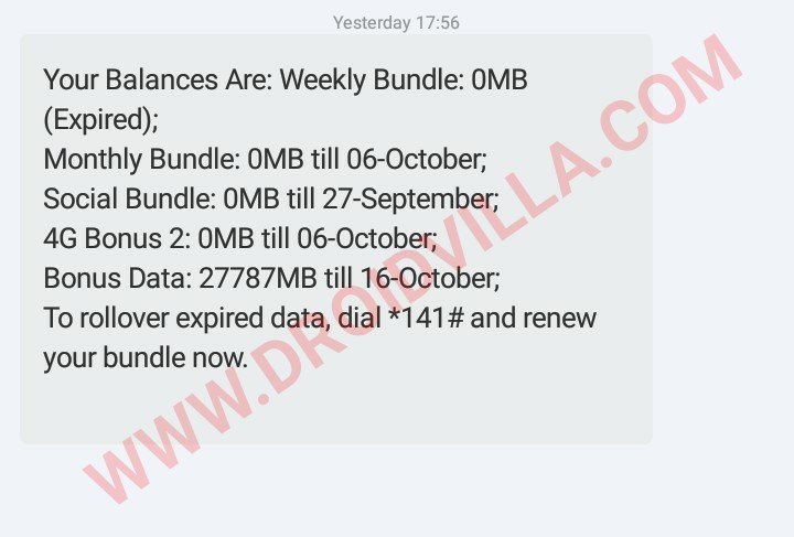 Get eligible for airtel N200 for 4.6gig: 2019 working trick