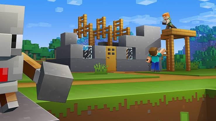 Facebook is building an AI minicraft game