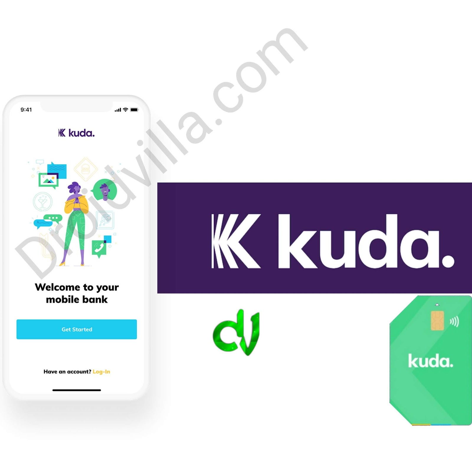 Refer and earn free N200 Per referral referred To The App: Kuda App
