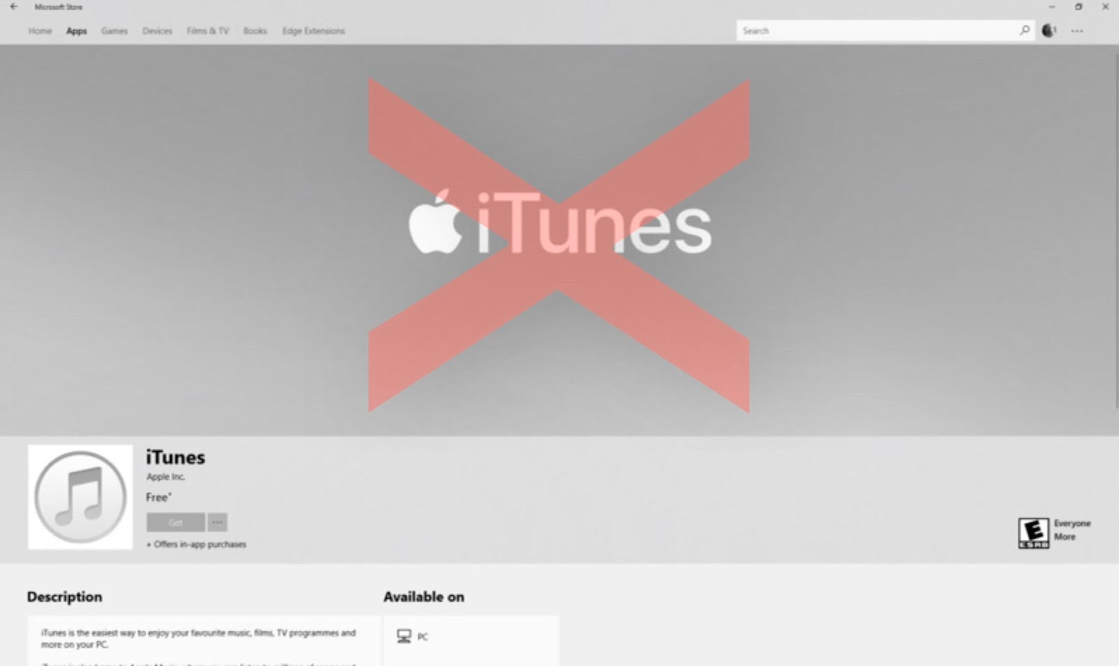 The end of ITunes has come after 20 years of existence