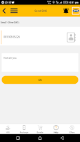 How to send free sms on MTN