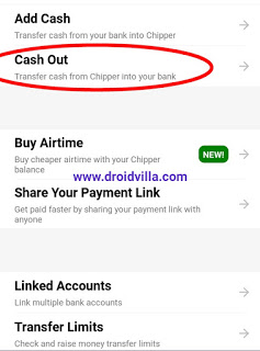 How to earn and accumulate free 250 Naira For Every Referral on chipper Cash Referral program.