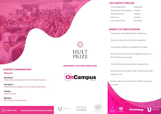 Hult prize uniport On-Campus Challenge 2019: Win $1 million