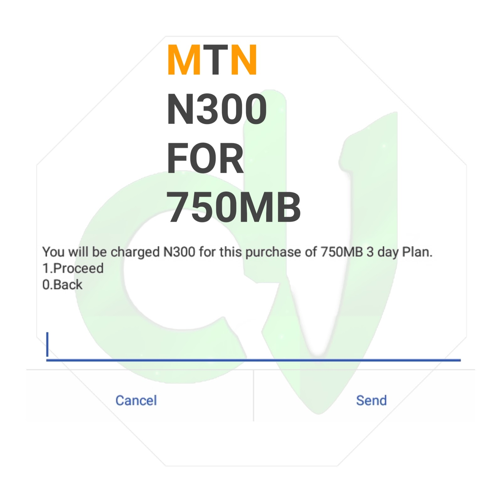 cheapest mtn data plan 2019: How to activate MTN 750mb for N300
