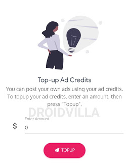 """Update on racksterly: What is """"Ad credits"""" on racksterly?"""