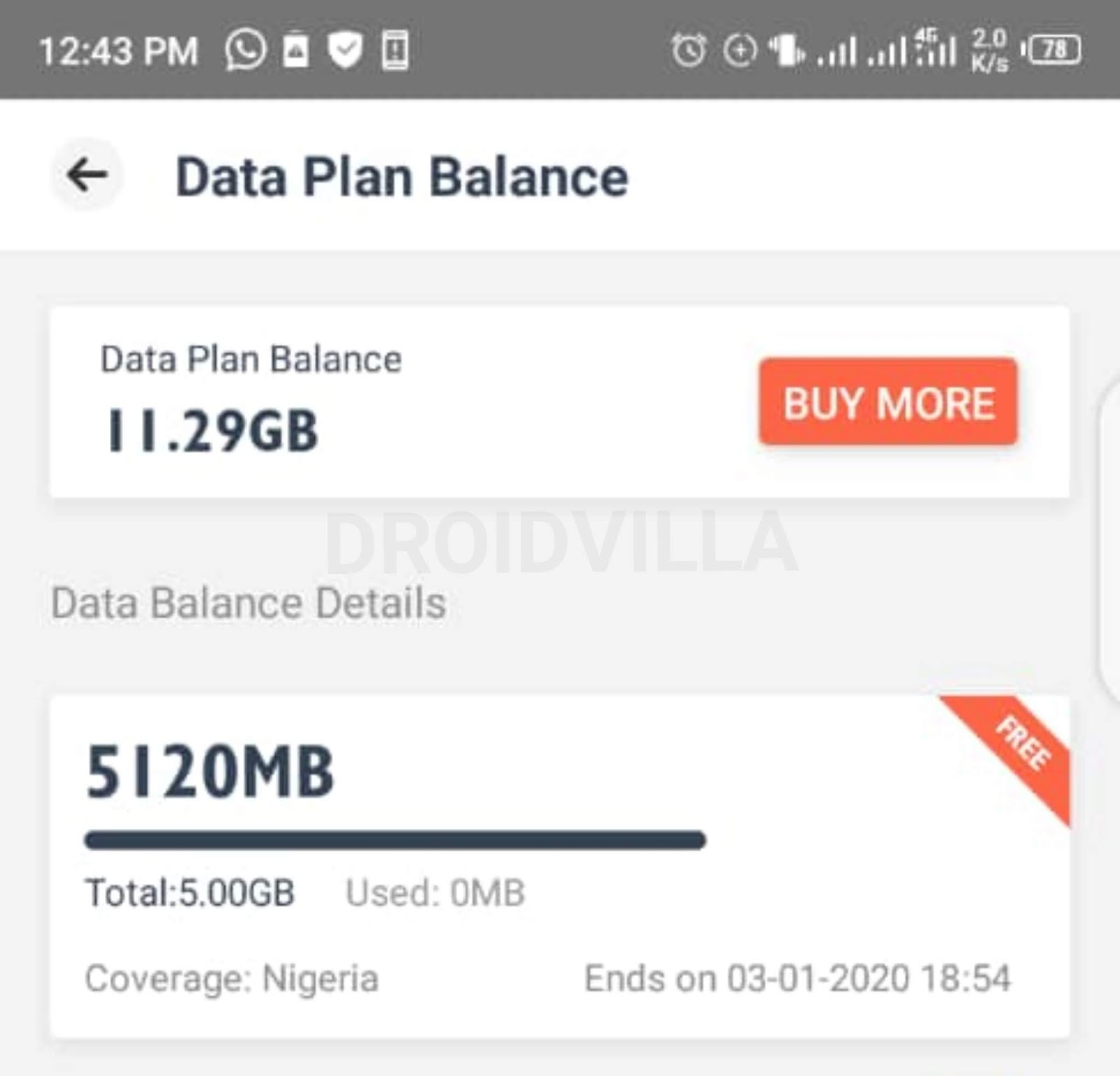 Update: How to get free simo 11gb Data 2020