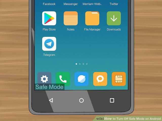 How To Turn Off Safe Mode On Android 2021