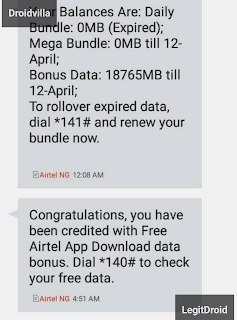 How to get Unlimited data on My Airtel App - App trick