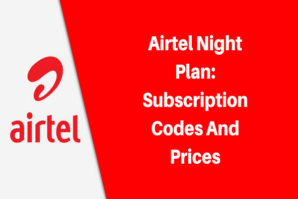 How to Activate Airtel Data night sub and accumulate
