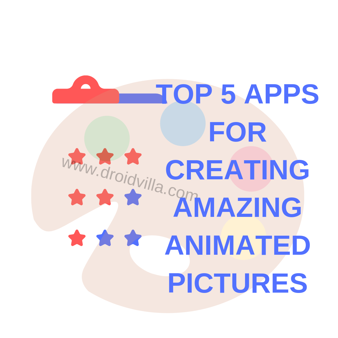 Top apps Animated pictures
