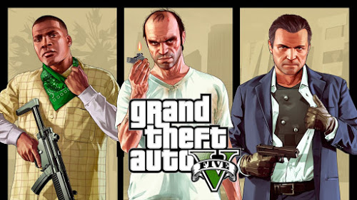 Remastered 'GTA V' is coming to PS5 next year with 'GTA Online'