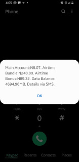 MTN 4gb for n100