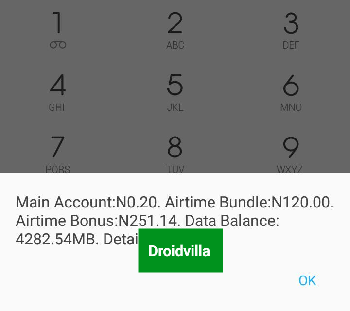 MTN Cheat: Get MTN 4gb For N100 and N120 Airtime