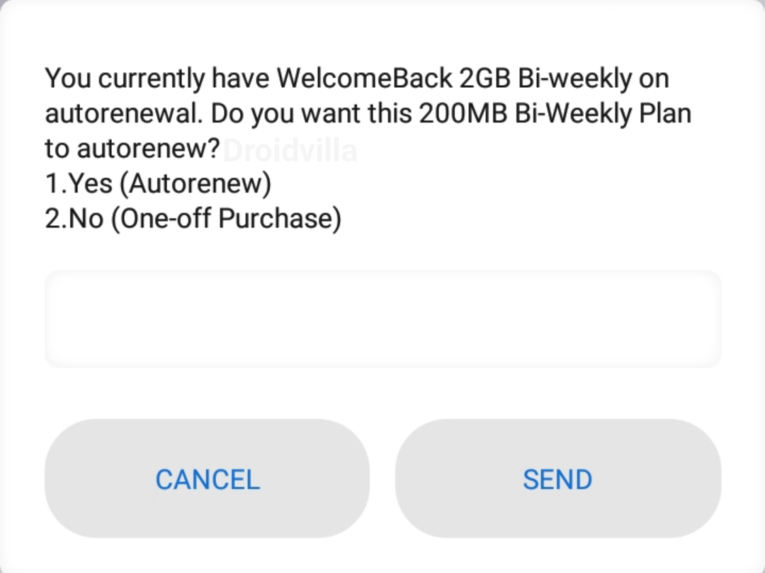 How to Activate the 200MB Data Bundle for just N50