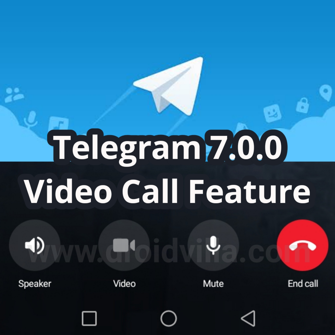 Is This The End Of Whatsapp? Telegram Introduces Video Call Feature On Its Latest 7.0.0 Version Update