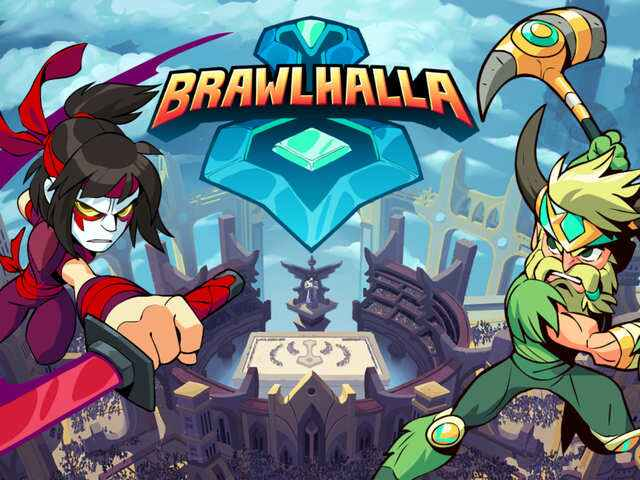 Brawlhalla with pc and console