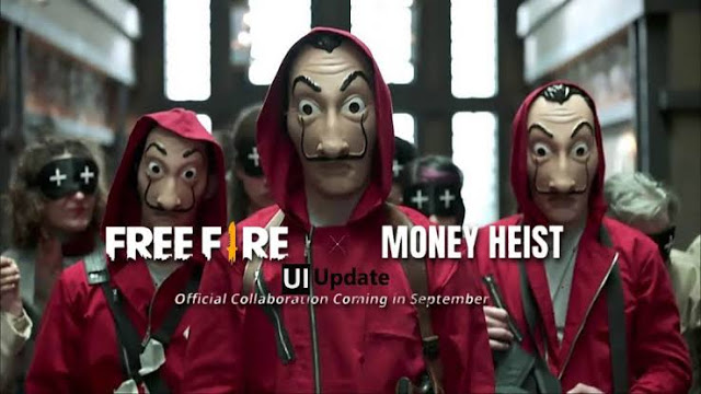 'Garena Free Fire' is getting a 'Money Heist' crossover event