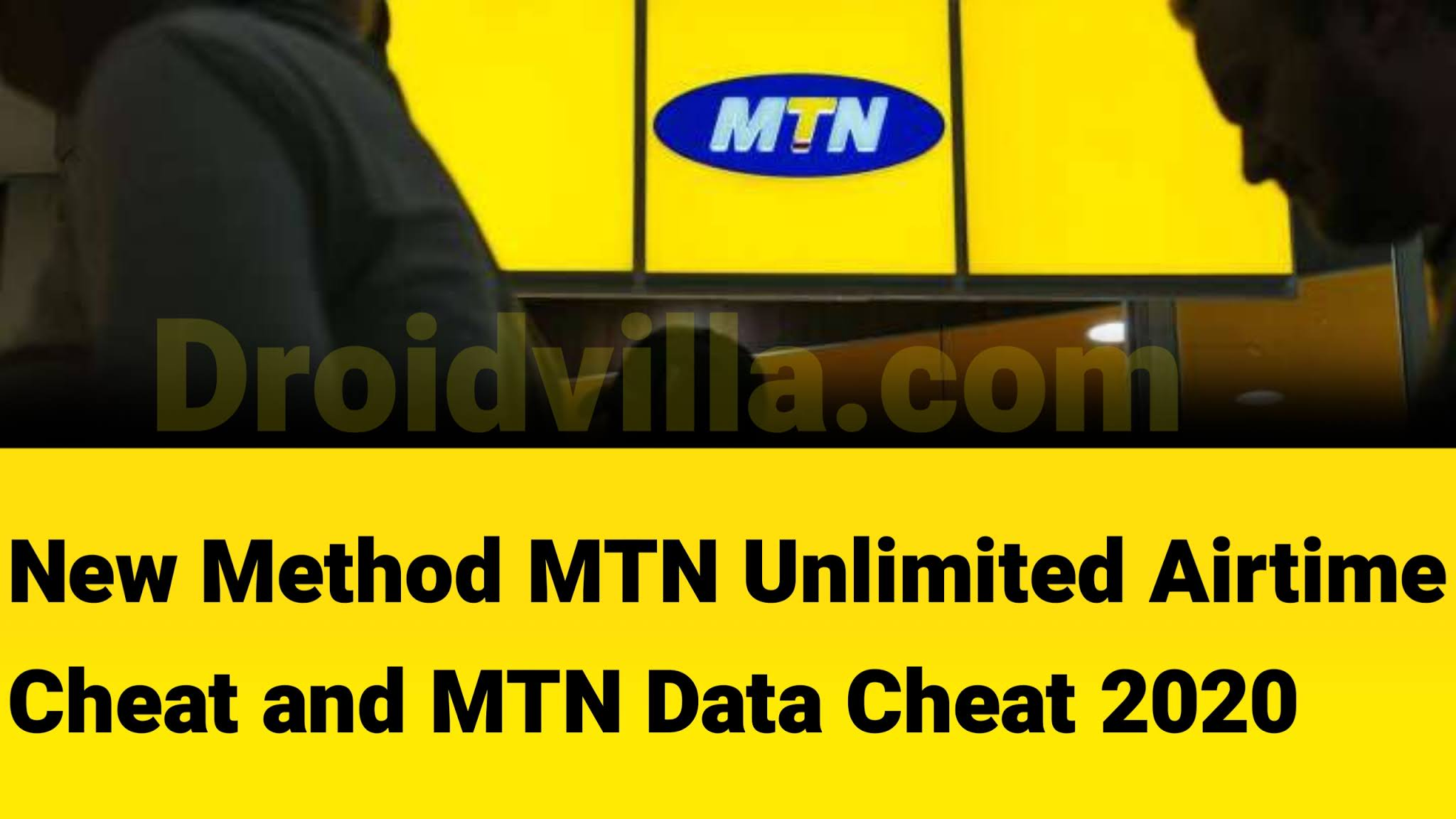 New Method: MTN Unlimited Win back Airtime Cheat and MTN Data Cheat 2020