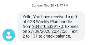 Mtn 6gb for n1500