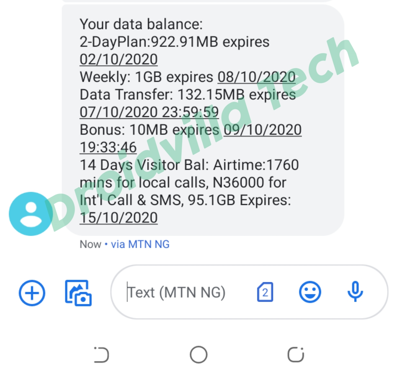 MTN 2020 Unlimited Data Cheat Accumulation Tweak Up To 100GB Free and Unlimited Airtime