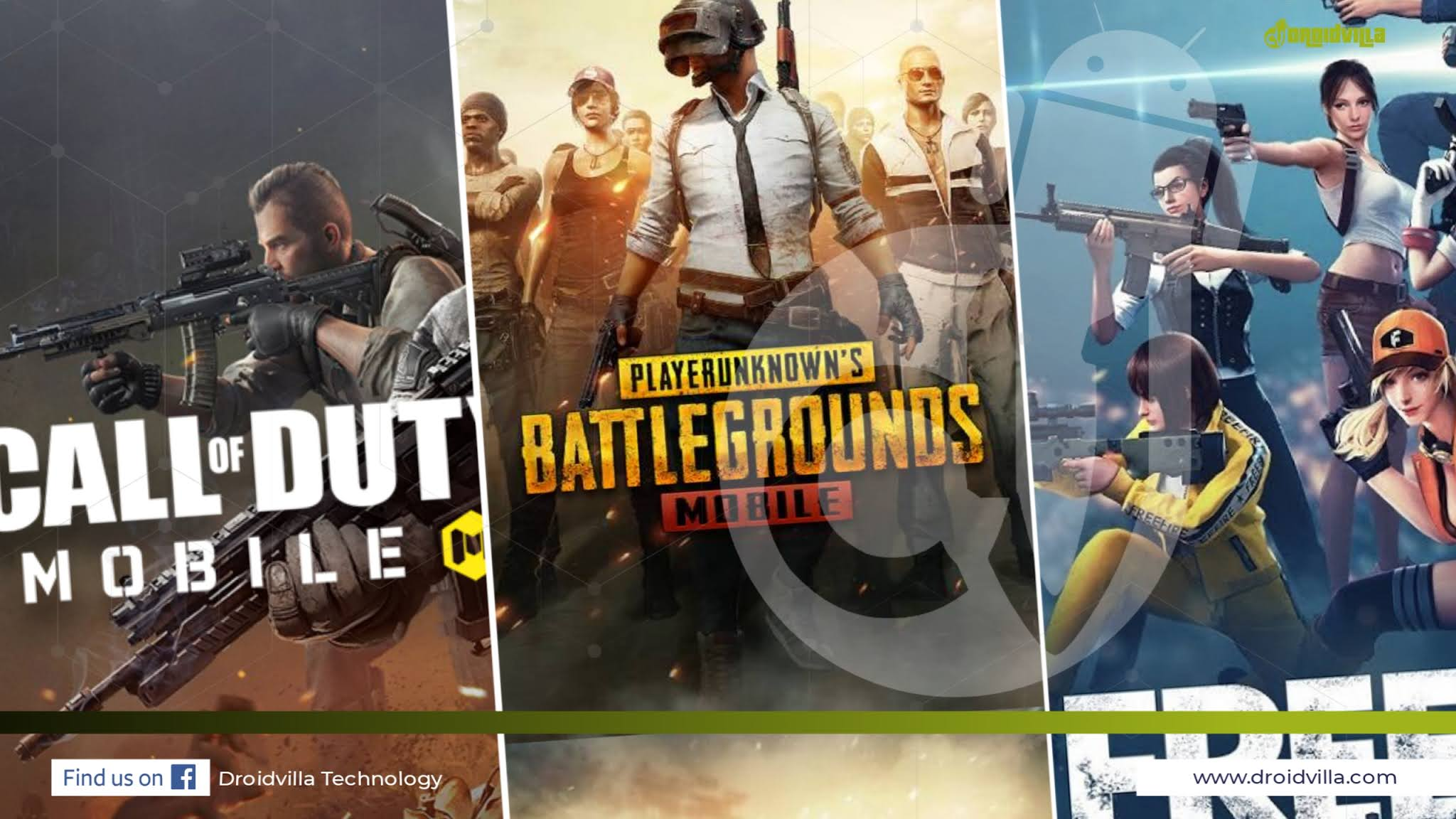 COD Mobile vs PUBG Mobile Lite vs Free Fire: The best battle royale game for a 2GB RAM device in 2021