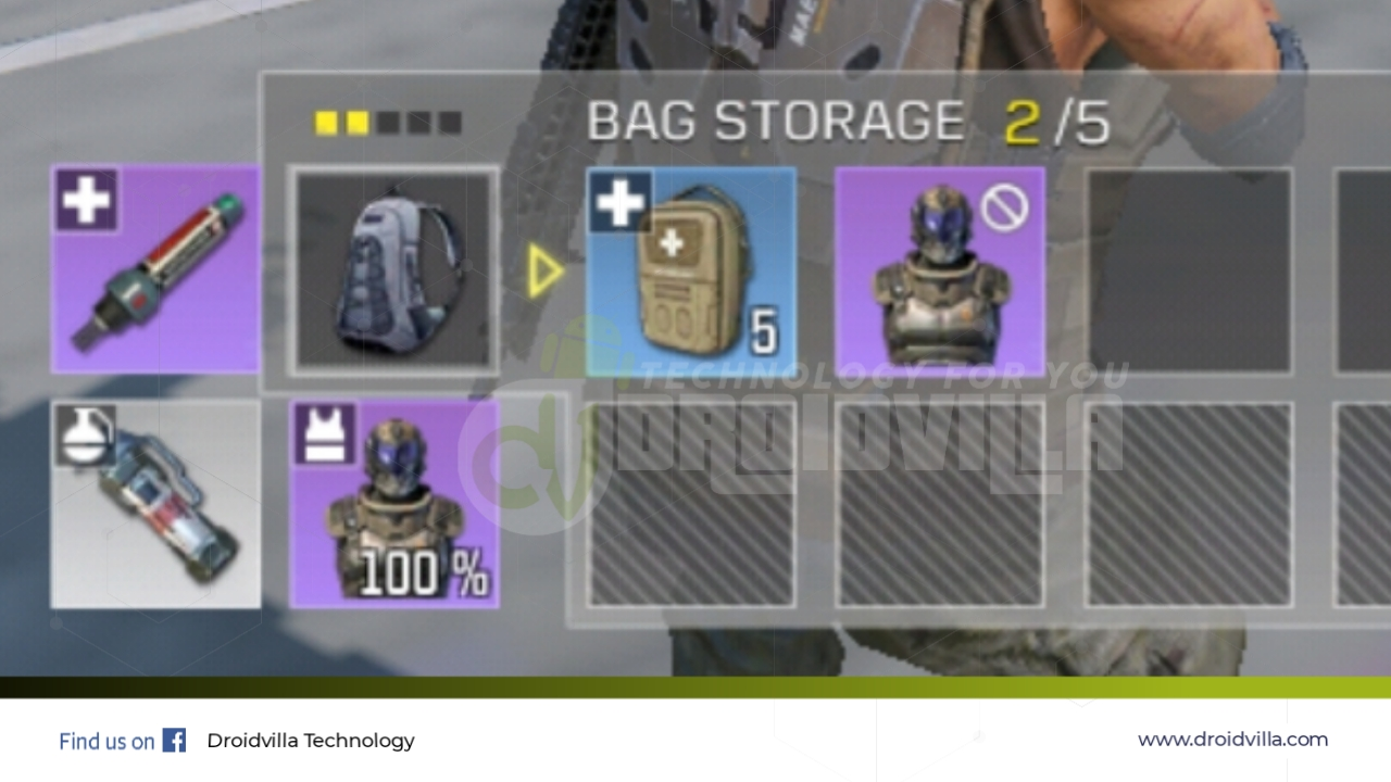 COD Mobile game cheat: How to equip more than 1 lvl3 vest in battle royale