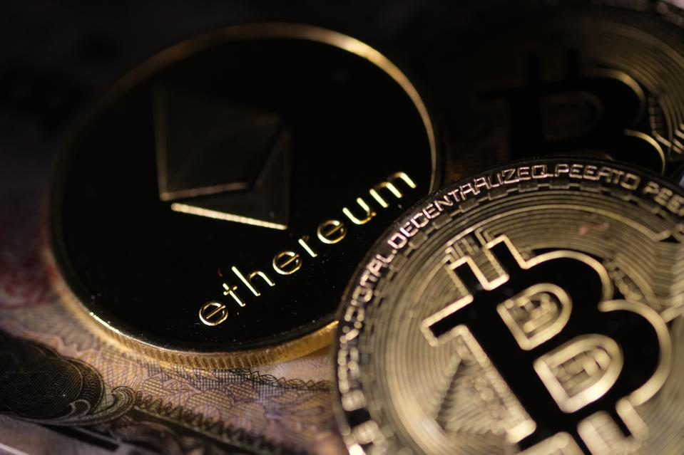 Ether, bitcoin hang on ropes due to Biden tax blow.