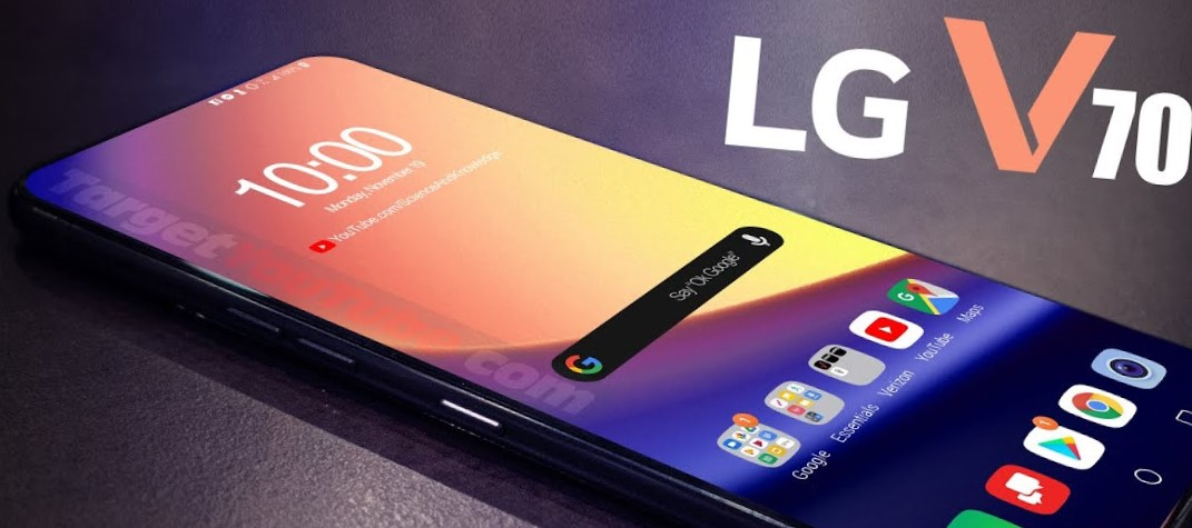 What can you say? LG V70 leaks right after LG mobile shuts down