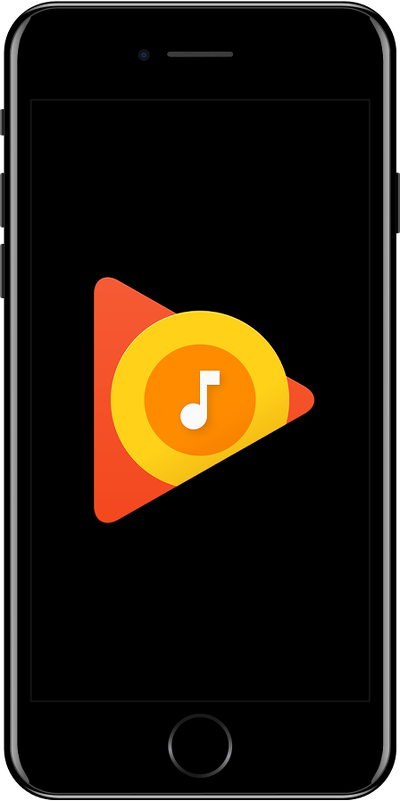 You can hide google play music permanently.