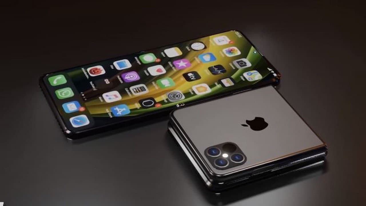Foldable iPhone expected in 2023.