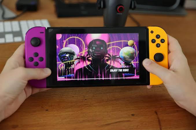 How Nintendo switch pro could be launched soon.
