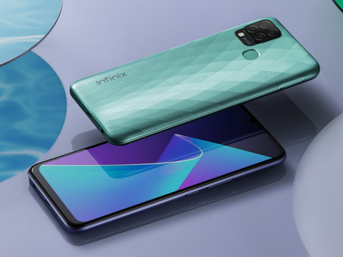 Infinix Hot 10S Set To Be Launched in India.