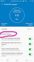 Disable internet access Android