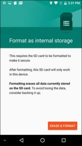 How You Can Increase The Internal Storage Of An Android